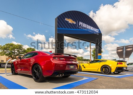 Quot Corvettes And Camaros Quot Stock Images Royalty Free Images