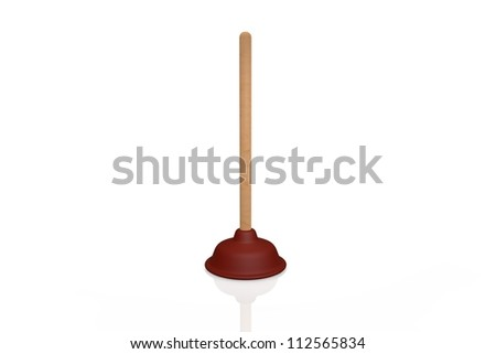 Rubber bell - stock photo