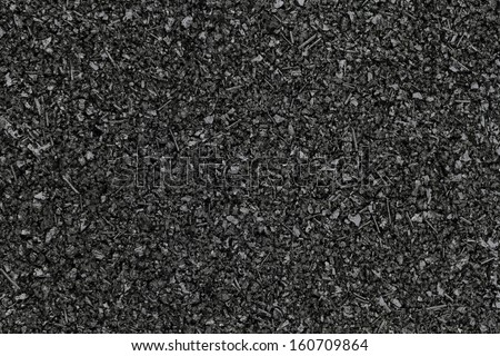 rubber crumb cover grunge background - stock photo
