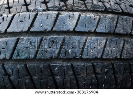 rubber old background texture - stock photo
