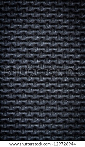 Rubber texture - stock photo