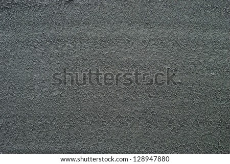 Rubber texture after saw by sling background - stock photo