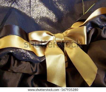 Ruffles and bows - stock photo