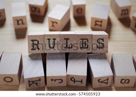 rules stock images royalty free images vectors shutterstock