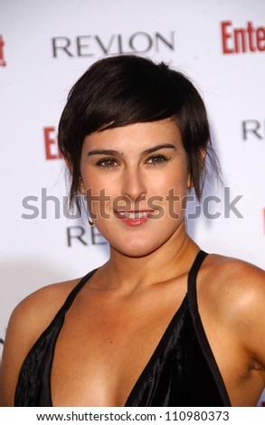 Rumer Willis  at Entertainment Weekly's 5th Annual Pre-Emmy Party. Opera and Crimson, Hollywood, CA. 09-15-07