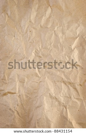 rumpled paper background