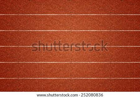 Top View Running Track Soccer Field Stock Vector 153268349 ...  |Running Track Birds Eye View