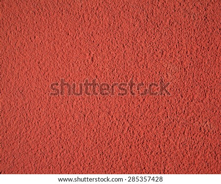 Running tracks surface on the athletics stadium. - stock photo