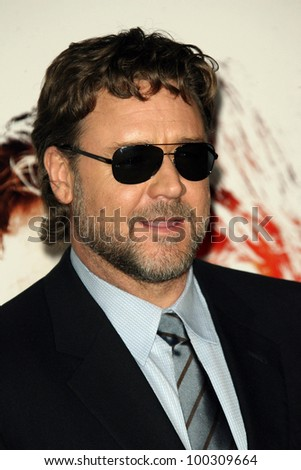 "Russell Crowe at ""The Next Three Days"" Los Angeles Screening, DGA, West Hollywood, CA 11-16-10"