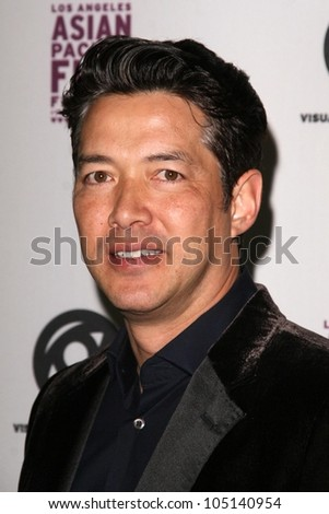Russell Wong at the Los Angeles Asian Pacific Film Festival Screening of 'Dim Sum Funeral'. DGA, Beverly Hills, CA. 05-02-09
