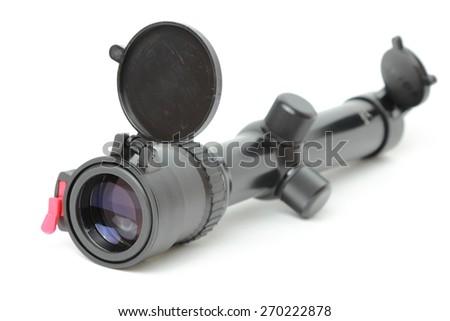 Russian Sight Night Vision - stock photo
