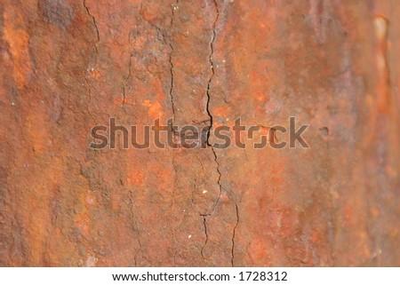 Rust - stock photo