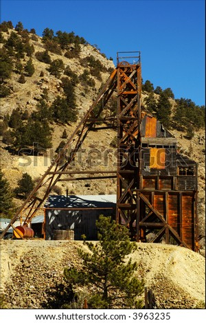 Rust Colored Mine