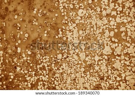 rust texture  - stock photo