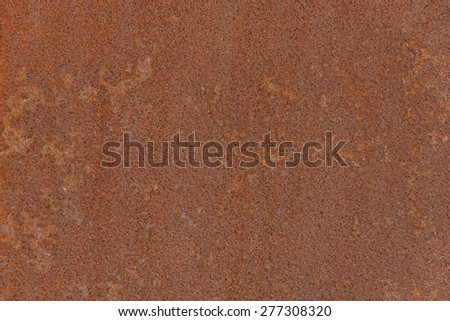 rust texture - stock photo