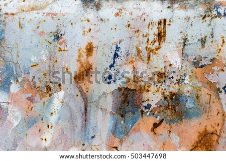 Rusted metal texture,Rusted metal background,Rusty metal grunge background