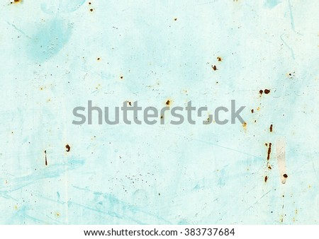 Rusted steel texture or background - stock photo