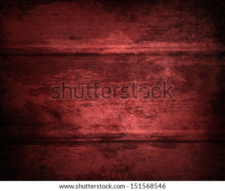 Rustic Burgundy Background With Dull Red Color And Black Grunge Frame Abstract Valentines Day Or