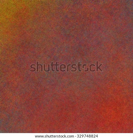 rustic orange and red background with dirty grunge texture - stock photo