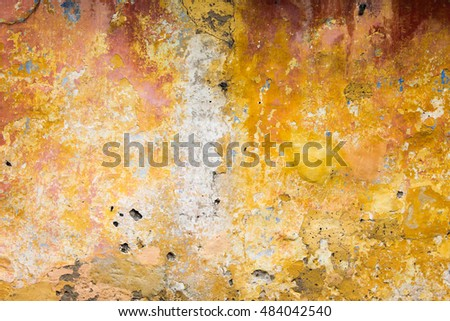 Rustic Wall Detail