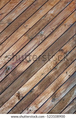 Rustic Wood Wall Vertical Texture Tiled Stock Photo Royalty Free