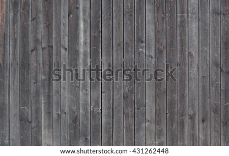 rustic wooden siding - stock photo