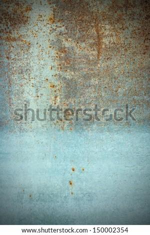 rusty corrosion iron, background  - stock photo