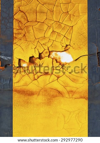 Rusty metal abstract background  - stock photo