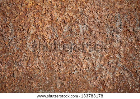 rusty metal. background - stock photo