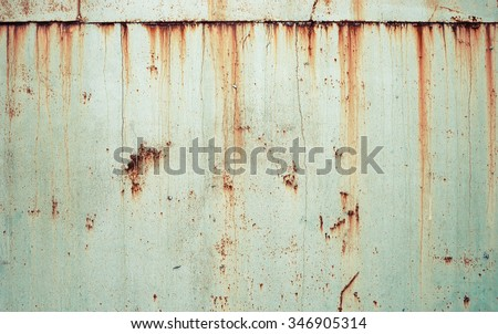 Rusty metal texture background.  - stock photo