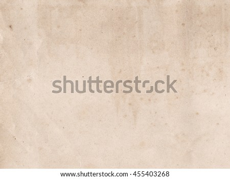 rusty paper for grunge design - stock photo