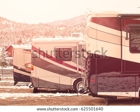 Rv Stock Images Royalty Free Images Amp Vectors Shutterstock