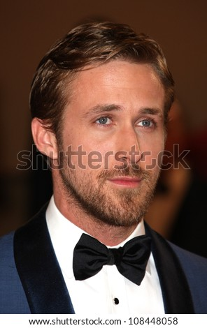 Ryan Gosling at 'Drive' Premiere at the 2011 Cannes Film Festival. 20/05/2011 Picture by: Henry Harris / Featureflash