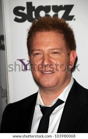 Ryan Kavanaugh at the 13th Annual Hollywood Awards Gala. Beverly Hills Hotel, Beverly Hills, CA. 10-26-09