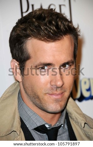 Ryan Reynolds  at the Los Angeles Premiere of 'Adventureland'. Mann Chinese 6 Theater, Hollywood, CA. 03-16-09