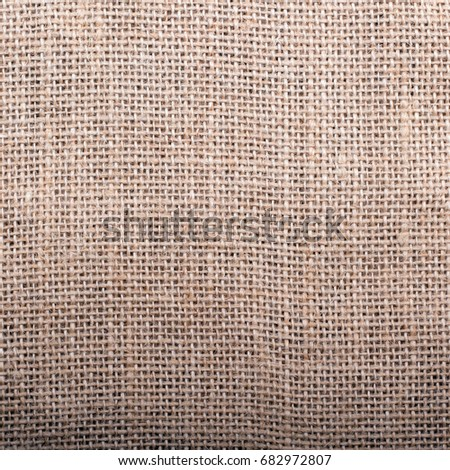 Sackcloth abstract background texture
