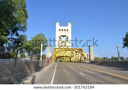 Sacramento, California, USA - stock photo