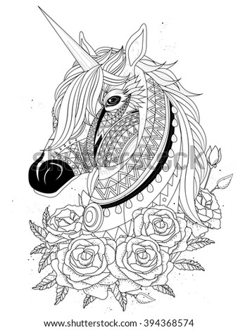 Unicorn Color Stock Images, Royalty-Free Images & Vectors ...