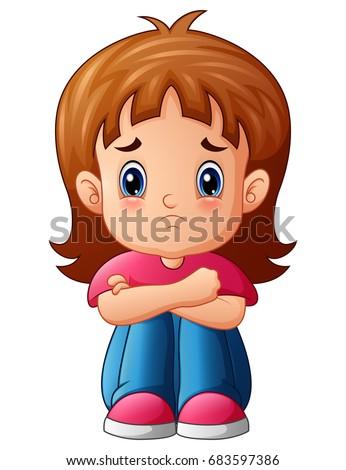 Sad Girl Images Cartoon Wallpaper Simplepict Com