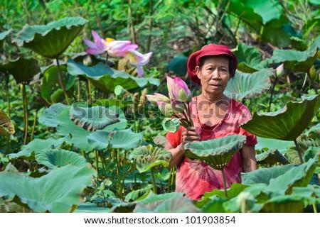 An East Asian Woman Take 44