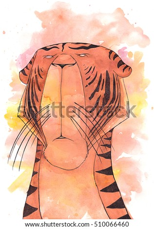 Cartoon Wildcat Stock Photos Royalty Free Images