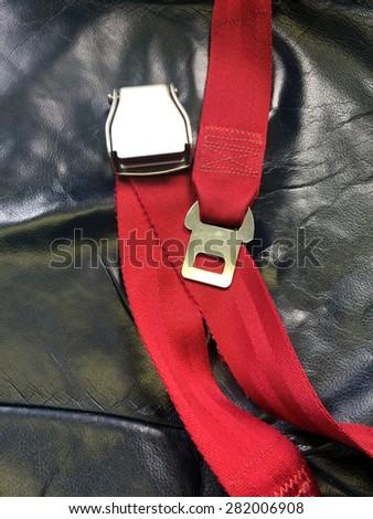 Safety belts - stock photo