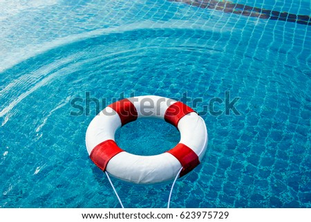 Safety Equipment Life Buoy Rescue Buoy Stock Photo 623975729 Shutterstock