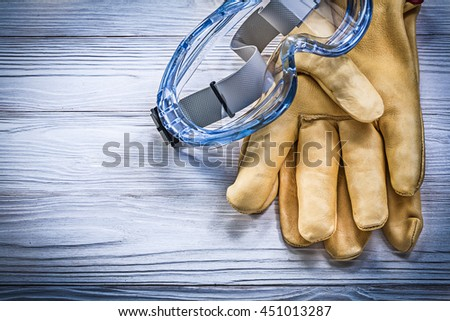 Safety Gloves Stock Images, Royalty-Free Images & Vectors ...