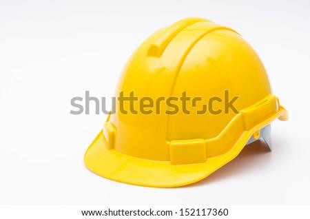 safety helmet - stock photo
