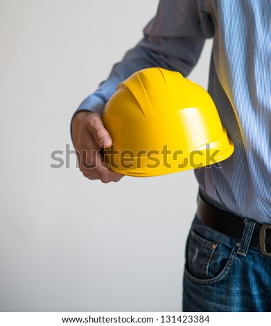 Safety work - stock photo
