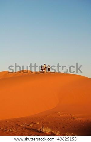 Sahara - stock photo