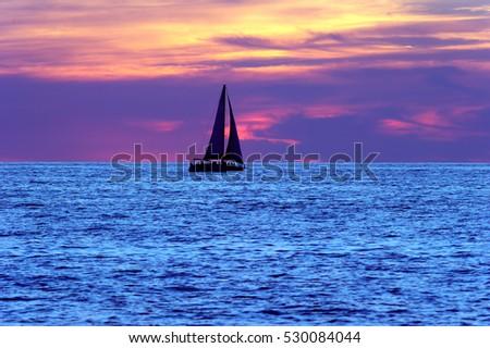 sailing nights waterways amaviola