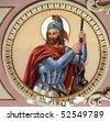 Saint George - stock photo