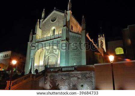 Saint Jeronimo - stock photo